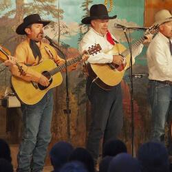 live band at dude ranch in cottonwood az