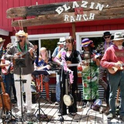 live music at dude ranch in AZ